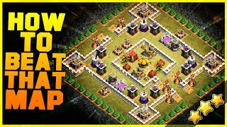 "EASY METHOD How to 3 Star ""GOBLIN CAPITAL"" with TH9, TH10, TH11, TH12 