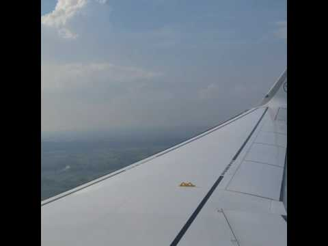 Munich landing