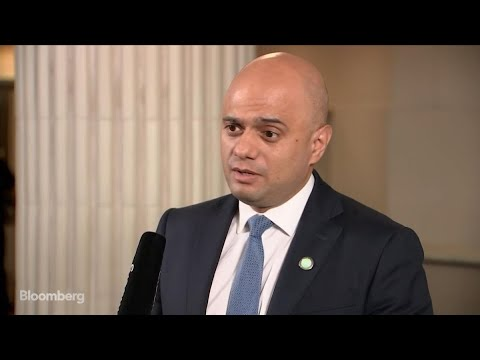 Javid 'Increasingly Optimistic' of Getting Brexit Deal