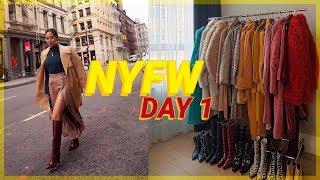 NYFW Day 1: No Sugar Challenge, Michael Kors, Harper's BAZAAR | Vlog #71 | Aimee Song