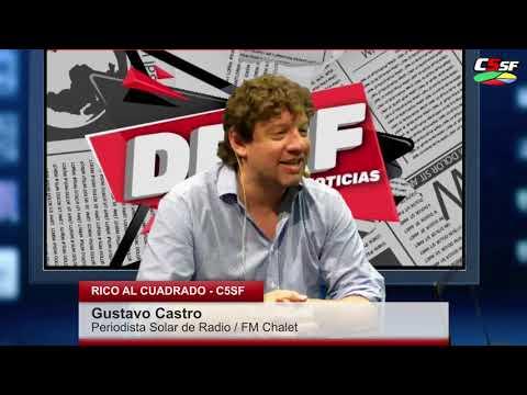 Castro: Alberto Fernández va a sacar más del 50%