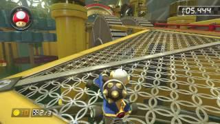 DS Tick-Tock Clock - 1:41.557 - Vιcτrσηγχ (Mario Kart 8 World Record)