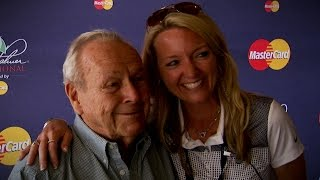 Priceless Moments At The Arnold Palmer Invitational