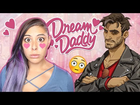 PLAYING HARD TO GET - Dream Daddy Ep 2