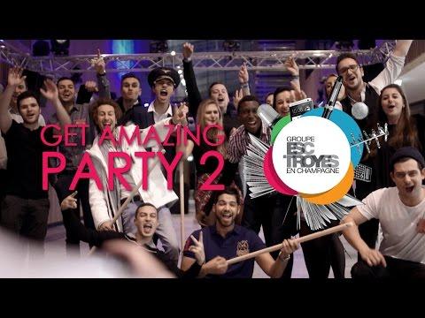 La GET Amazing Party 2