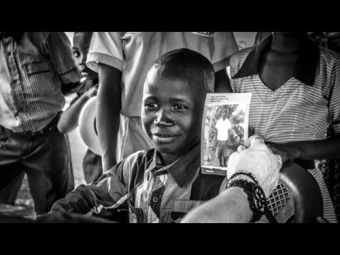 Go Behind The Scenes On Our Compassion Trip To Ghana