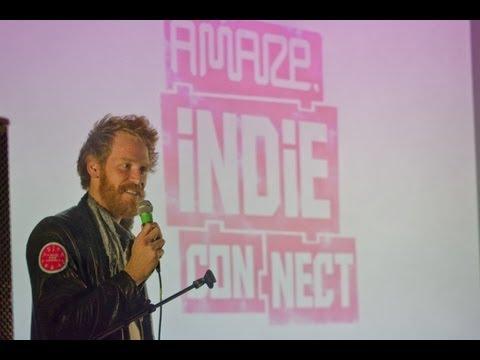 [#TGIindustry] Interview to Thorsten Wiedemann. Director at AMAZE Indie Connect Festival 2013