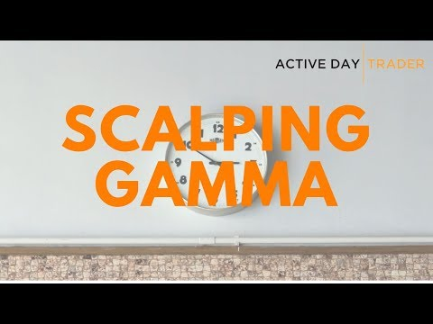 Option Traders: How to Scalp Gamma – option strategies, stock market, scalping gamma trading options