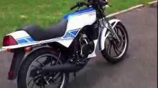 Yamaha RZ 50 Restoration