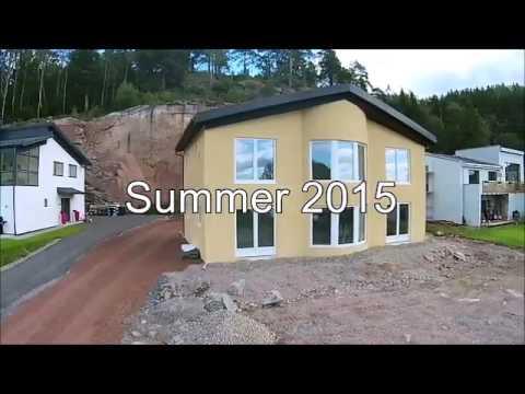 Izodom passive house -  Oslo 2014