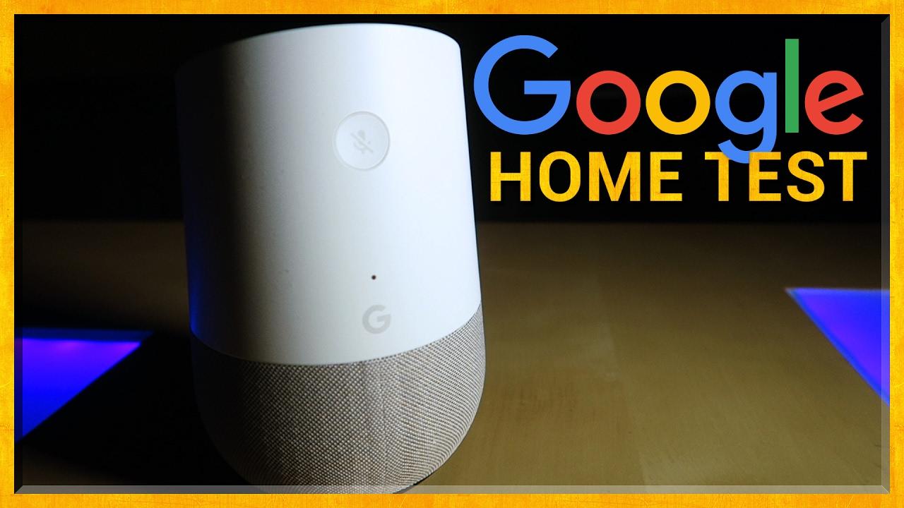 google home test deutsch youtube. Black Bedroom Furniture Sets. Home Design Ideas