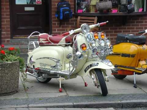 Scooters & Northern Soul