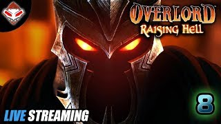 [LIVE] #8 PENGUASA JENGLOT KEMBALI | OVERLORD: RAISING HELL (PC GAMES)