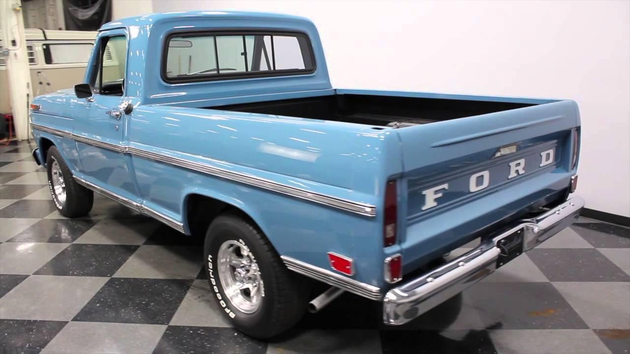 2500 cha 1969 ford f-100