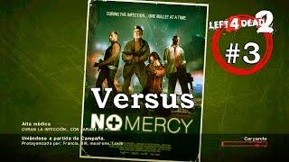 Left 4 Dead 2 XBOX 360 - En Directo #LIVE CONSEJOS GUIA No Mercy Dark Carnival Versus 3