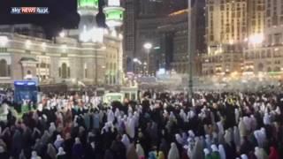 """ملايين المصلين في مكة والمدينة بـ""""العشر الأواخر"""""""