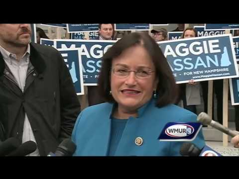 Shea-Porter elected, Kuster re-elected to Congress