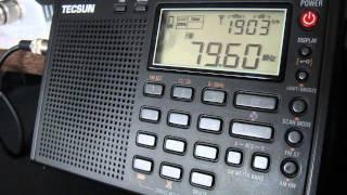Esp DX : ROKラジオ沖縄 - 南北大東FM中継局 100w  79.6MHz