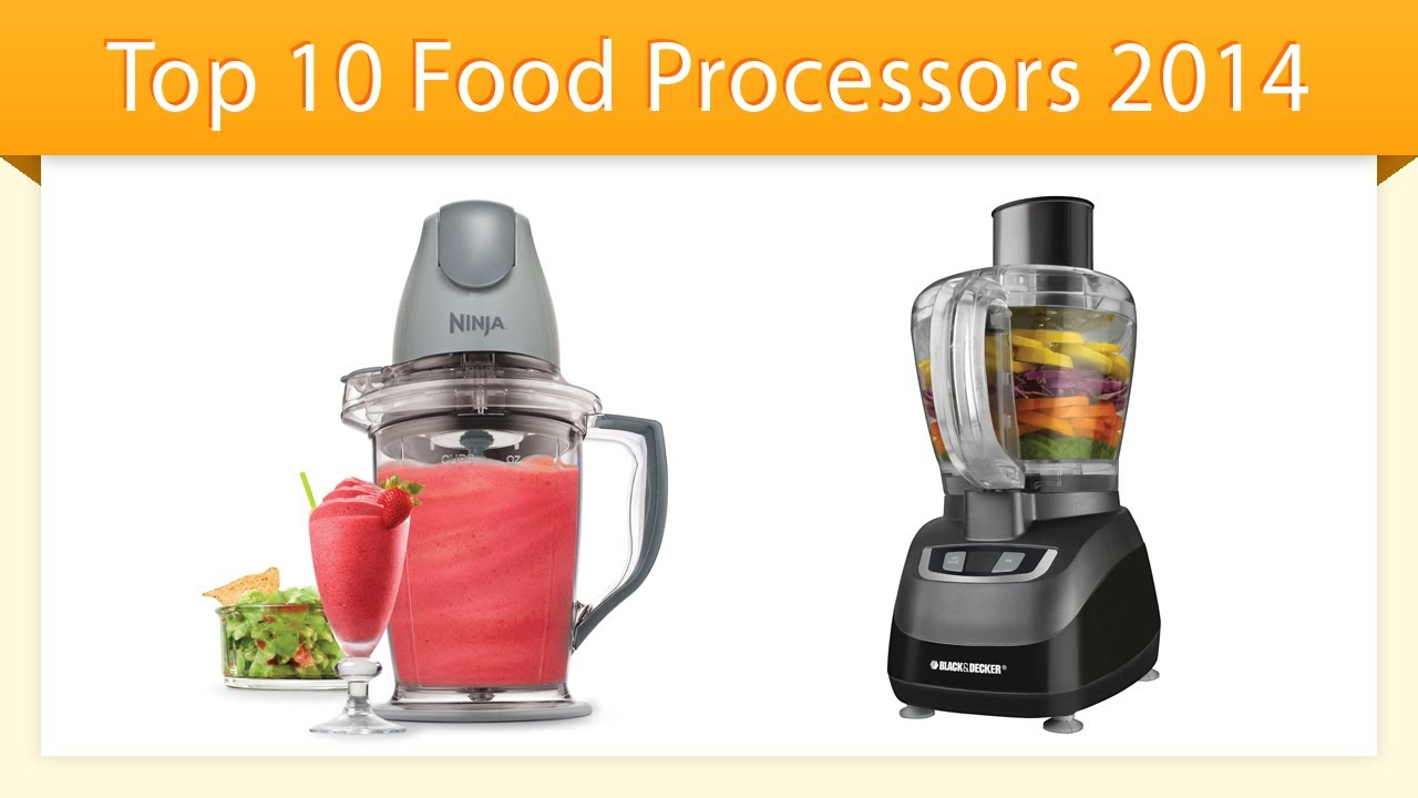 top 10 food processors 2014 compare youtube