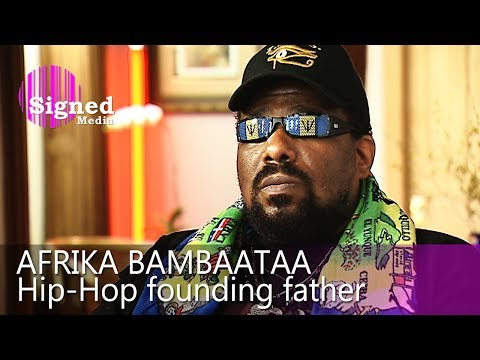 Afrika Bambaataa - Interview with the godfather of Hip-Hop (2009)