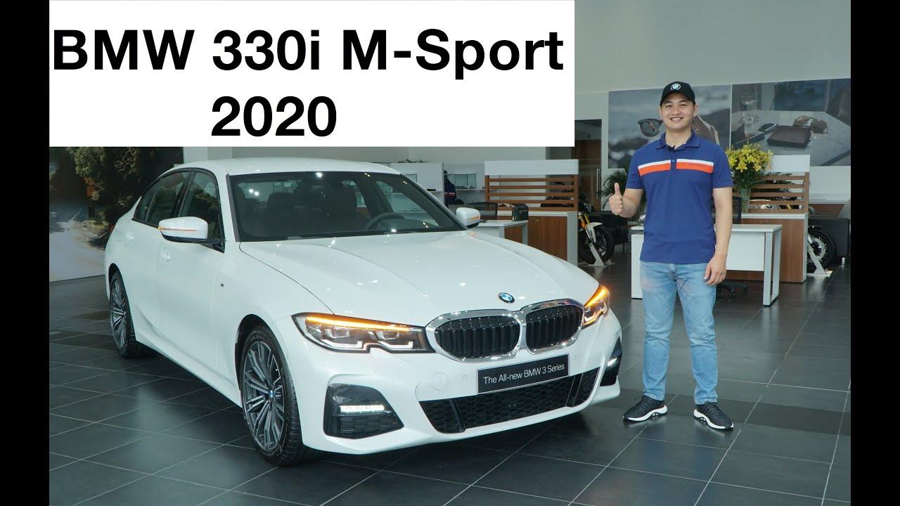 Đánh giá BMW 330i M-Sport 2020 | Giá xe và chi tiết BMW 330i M-Sport 2020 – Hotline BMW: 0902828386