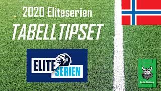 Tabelltips Eliteserien 2020 Og Beste Spillersignering Og Tap For Alle Klubbene