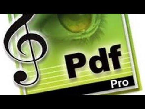 Pdf To Music Pro