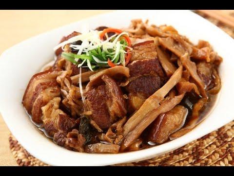 【楊桃美食網】筍乾燒肉