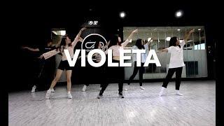 MIND DANCE(마인드댄스) 방송댄스(K-pop Dance Cover) | 아이즈원 -비올레타(Violeta)