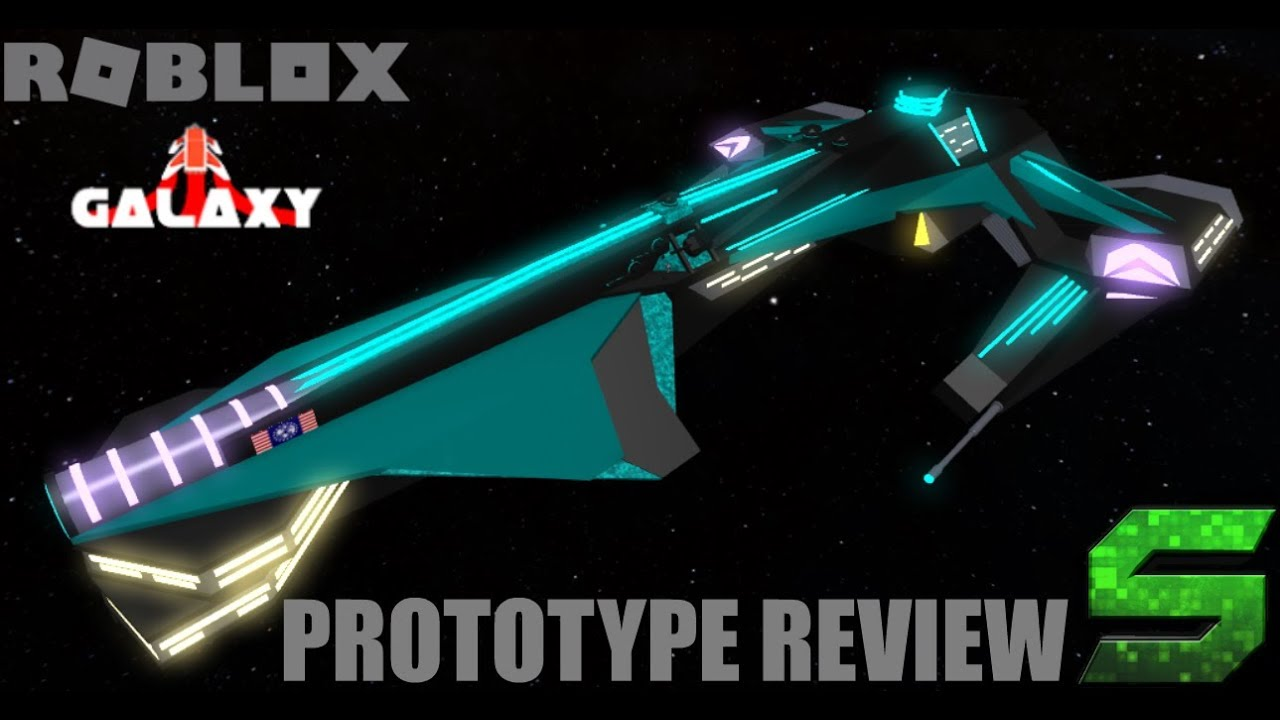 Roblox:Galaxy:Prototype X-1 Review!