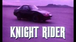 Knight Rider Theme Song (Intro Instrumental/Orginal) - Stu Phillips