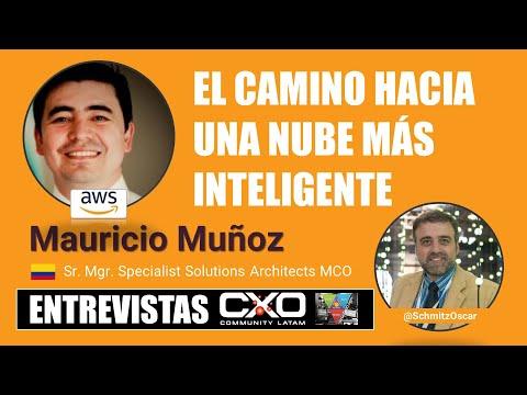 🎙️ Entrevista Mauricio Muñoz (AWS) 💪 El camino hacia una nube más inteligente 🚀
