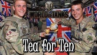 World of Tanks - Tea For Ten