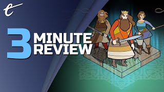 Pendragon | Review in 3 Minutes (Video Game Video Review)