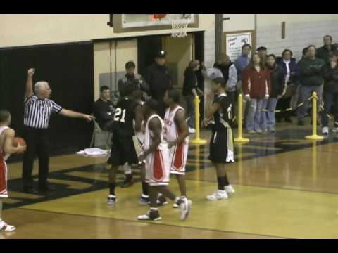 2007 WMass Div. I Boys Basketball Semifinals: Central 65, Commerce 56