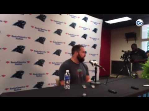 Panthers C Ryan Kalil praises organization as being one of NFL