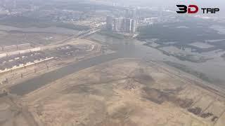 Flight EK368: Dubai - Jakarta. 2018-02-11