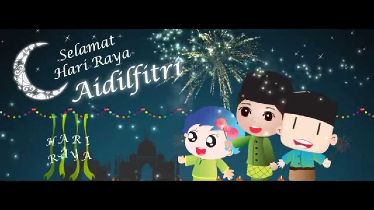 Mrc 2014 hari raya greeting youtube kristyandbryce Image collections