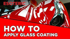How to apply glass coating to your car. Kamikaze Miyabi Coat