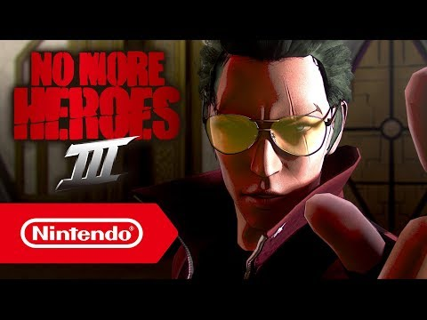 No More Heroes 3 - Tráiler Del E3 2019 (Nintendo Switch)