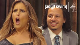 The Jillian Barberie Interview | The Eric Andre Show