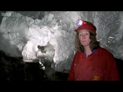 Inside a glacier - Earth - The Power of the Planet - BBC