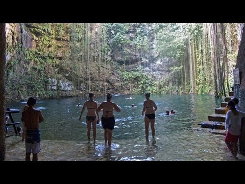 Palenque, Merida & Playa del Carmen - Mexico tour days 10 - 15