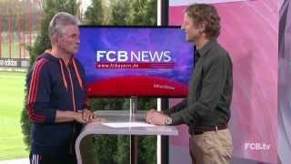 Die FCB News mit Jupp Heynckes