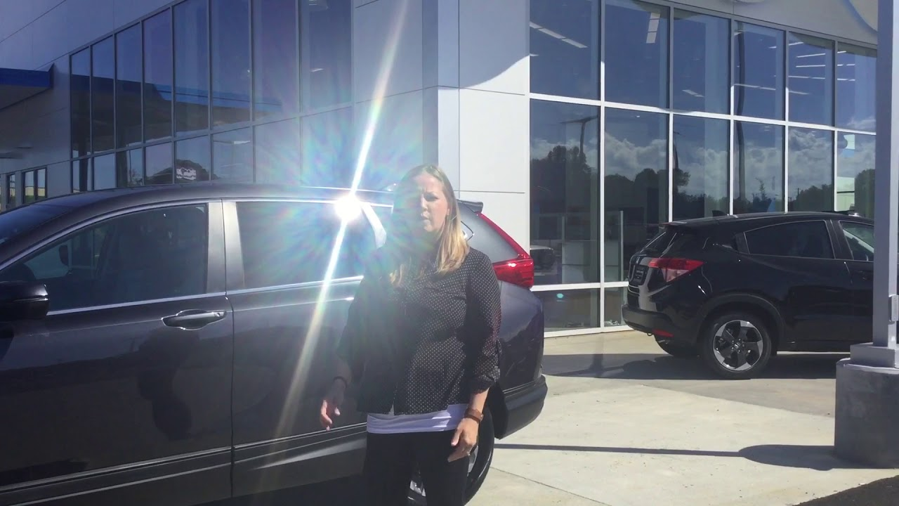 Honda CR-V's for Daphne from Julie Rooks with Tameron Honda in ...