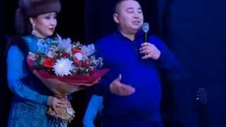 Выступление Муниры Хуснутдиновой на концерте Фирдуса Тямаева в Тюмени