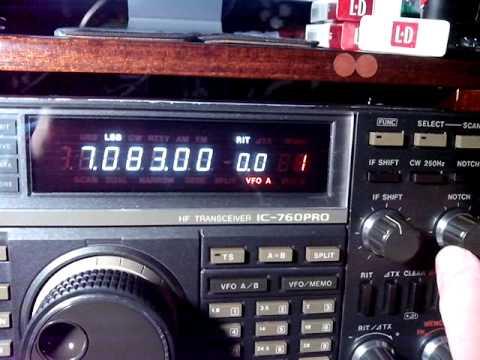 ut5erw ICOM ic-760pro