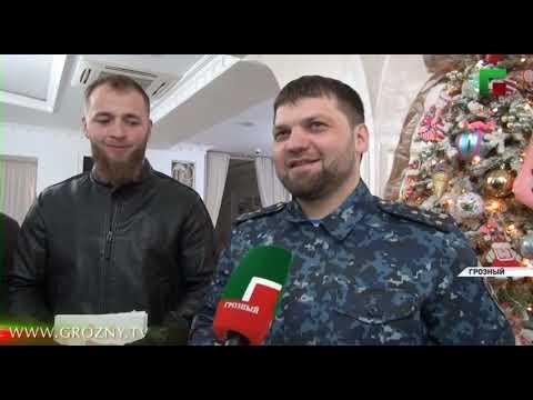 Стартовала ежегодная новогодняя  благотворительная акция «Дари добро вместе с Айшат»