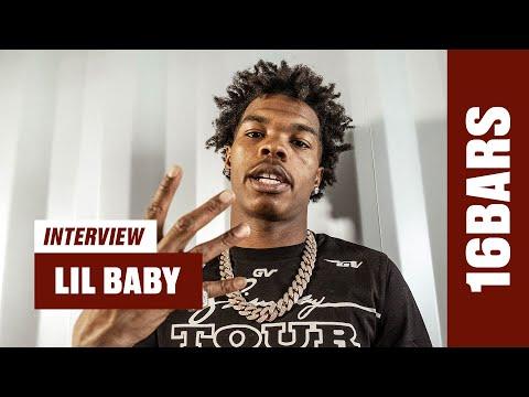 Lil Baby Interview: Gunna, New QC Sampler, Coach K & Jail |16BARS
