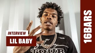 Lil Baby Interview: Gunna, New QC Sampler, Coach K & Jail | 16BARS